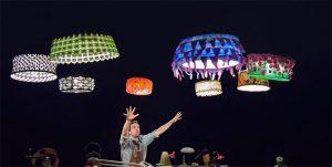 Drohnen im Zirkus Cirque du Soleil – Wie verändert die Technologie die Zirkusaufführung?