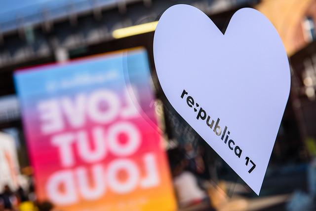 re:publica - Die besten Vorträge rund um E-Learning & Kollaboration