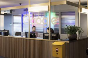 Maschinelles Lernen bei den Zooglern im neuen Office