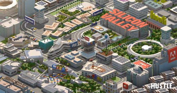 Kolumne: Nach 2 Büchern vom – und 4 Wochen im Silicon Valley