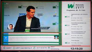 Kolumne: Konferenzticker – mit Nichtgetwittertem