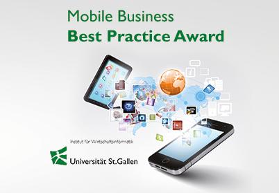 Einreichungsfenster für den Mobile Business Best Practice Award geöffnet bis 22.09.2017