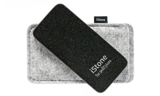 Kolumne: NoPhone - Stone Phone - Schoko-Phone