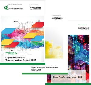 Interesse an Digital Transformation Maturity Assessment und Studie hoch