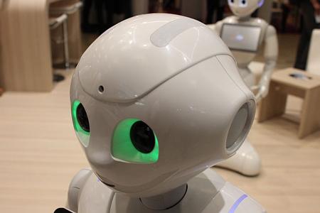 Roboter Pepper als Unterrichtsassistent