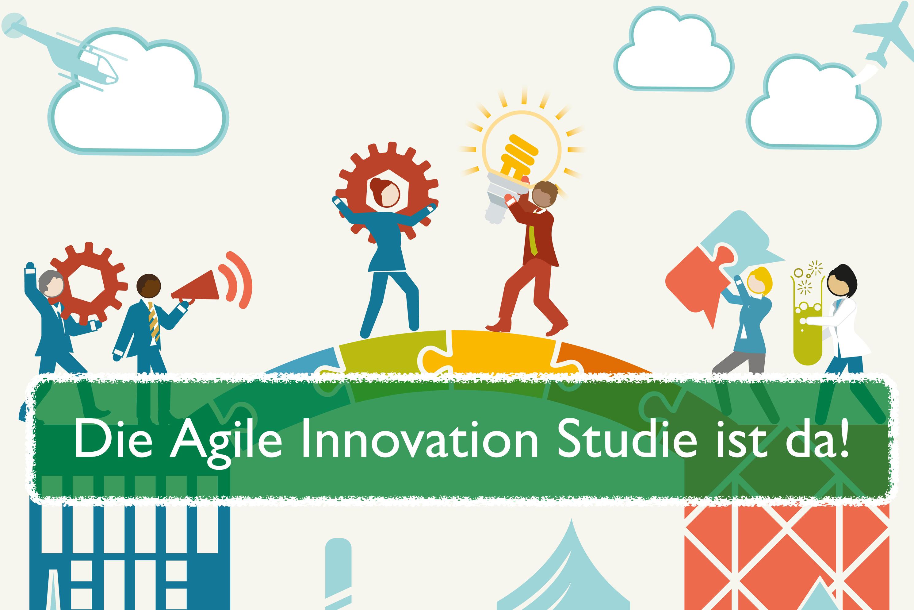 Unsere Agile Innovation Studie ist da!