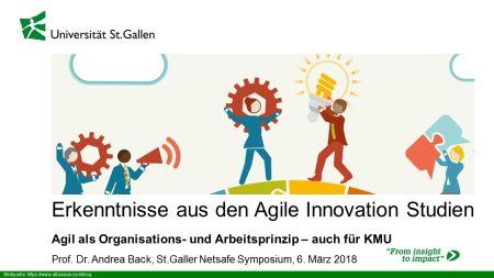 Agil als Managementprinzip macht Karriere: Agile Methoden sind über Softwareentwicklung – wie mit SCRUM – hinaus anwendbar
