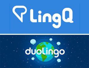 Fremdsprachen lernen für Fortgeschrittene mit LingQ oder Duolingo