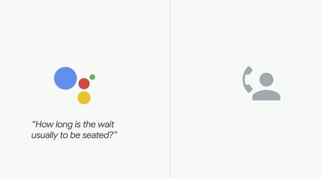 Google Duplex: Guten Tag, ich möchte einen Tisch für 4 Personen am Mittwochabend reservieren