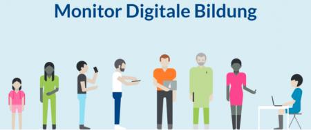 Monitor Digitale Bildung: Die Weiterbildung im digitalen Zeitalter