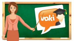 Lerninhalte interessant verpacken mit sprechenden Charakteren von Voki