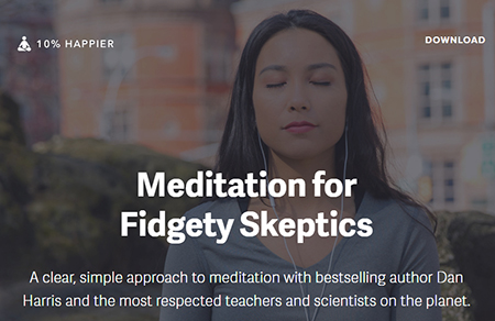10% happier: Meditation für Skeptiker