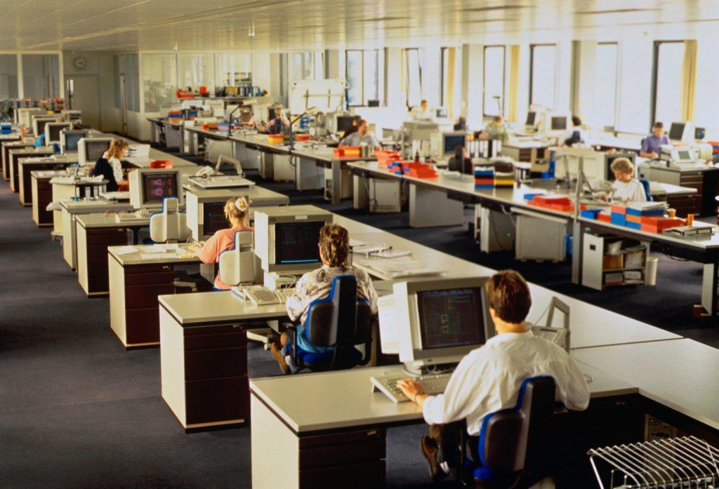 Open Desk: Modeerscheinung oder Produktivitätsmaschine?