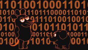 Digitalisierung bei der Sendung mit der Maus