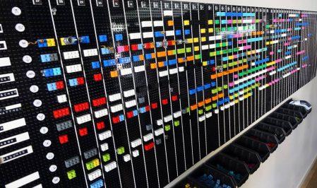 Lego im Büro: Zwei Anwendungsbeispiele