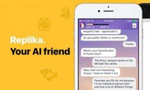 Replika: Mit einem Bot über Gefühle reden