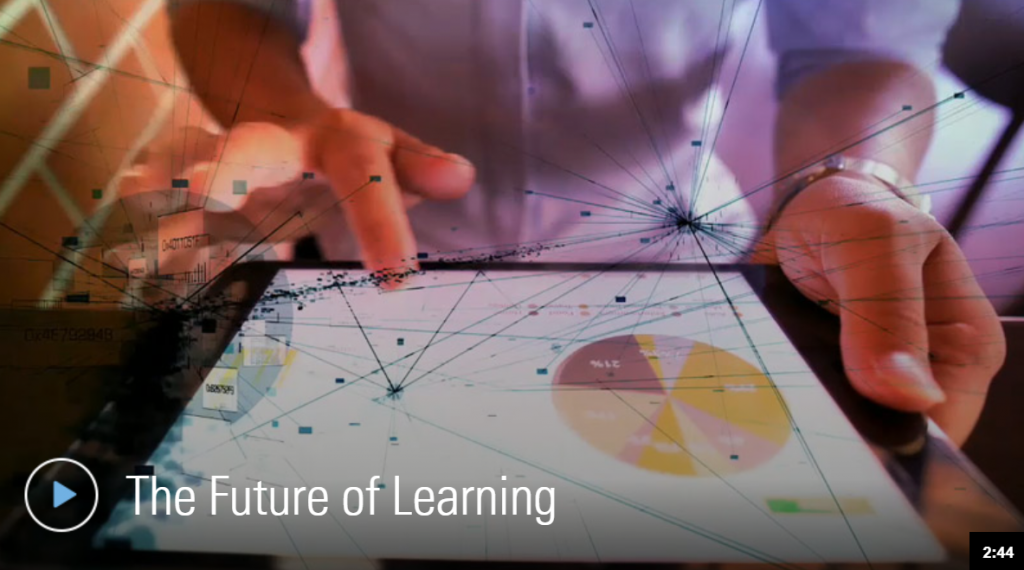 Die Zukunft des Lernens: ein Goldman Sachs Briefing