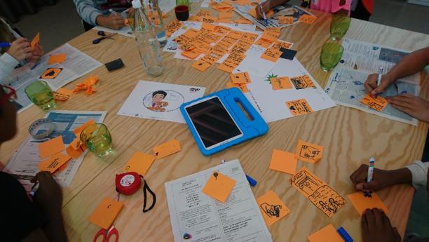 Digitaltag Schweiz 2019: In unserer Digital-Entrepreneurship-Werkstatt spüren Schülerinnen und Schüler ersten Unternehmergeist