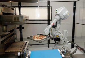 Wie fühlt es sich an von Robotern bekocht zu werden?