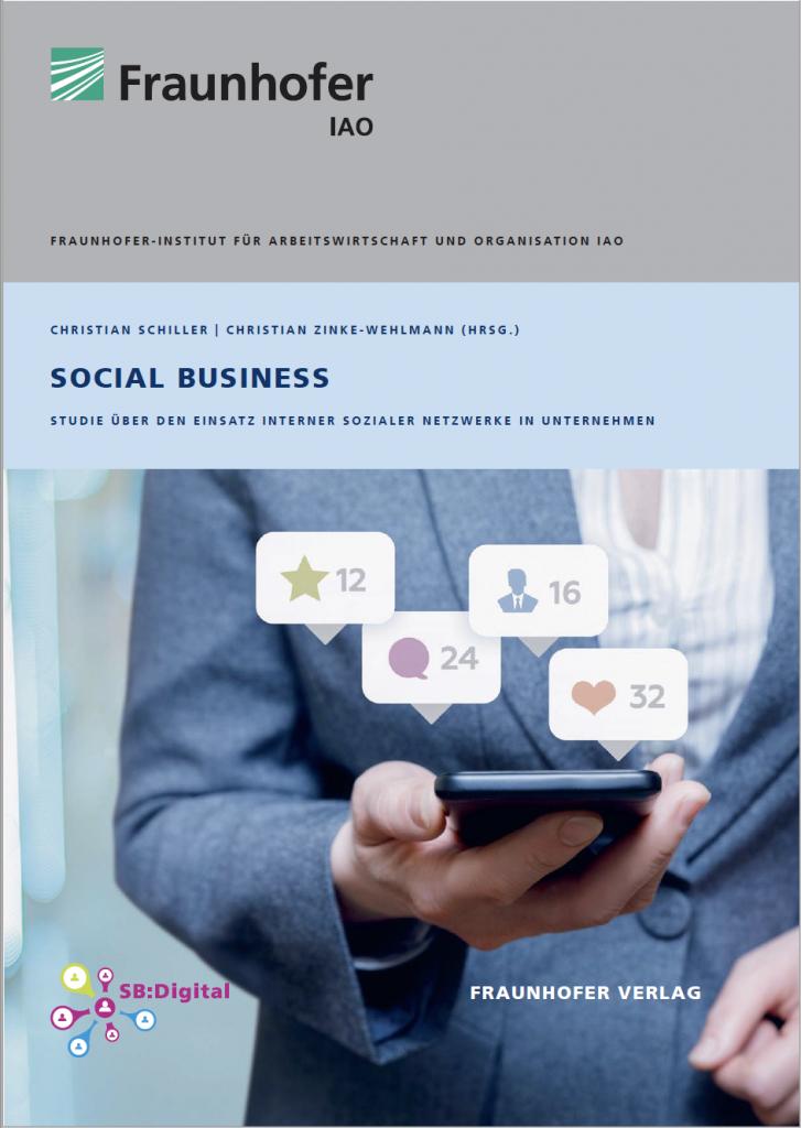Leseempfehlung: Studie über den Einsatz interner sozialer Netzwerke in Unternehmen