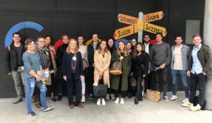 Produktmanager bei Google – Masterstudierende besuchen Z(G)oogler in Zürich