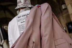 Mehr (digitale) Privatsphäre durch besondere Kleidung?