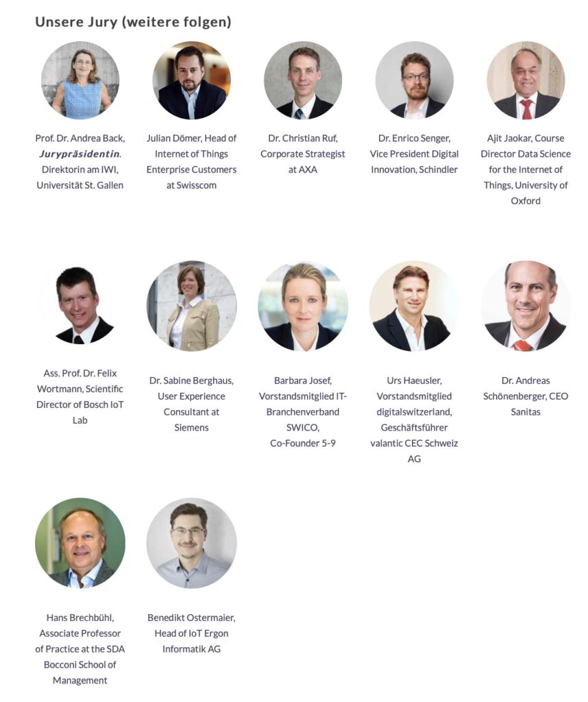 Die Jurierung der eingereichten Lösungen für den Forum Day 2020 ist abgeschlossen