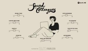 Sound of Colleagues – Geräusche aus dem Büro