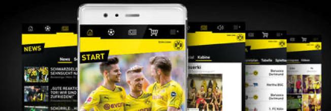Digitalisierung im Stadion – die Entwicklung einer mobilen Spieltags-App