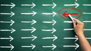 REgnosen statt PROgnosen wenn die Zukunft ihre Richtung ändert