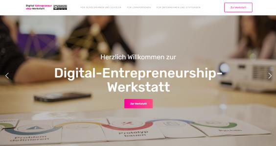 Regierung bewilligt ITBO-Projektauftrag zur Digital-Entrepreneurship-Werkstatt