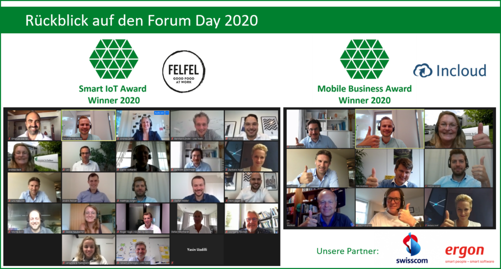Ein Rückblick auf den Forum Day 2020: Smart IoT & Mobile Business