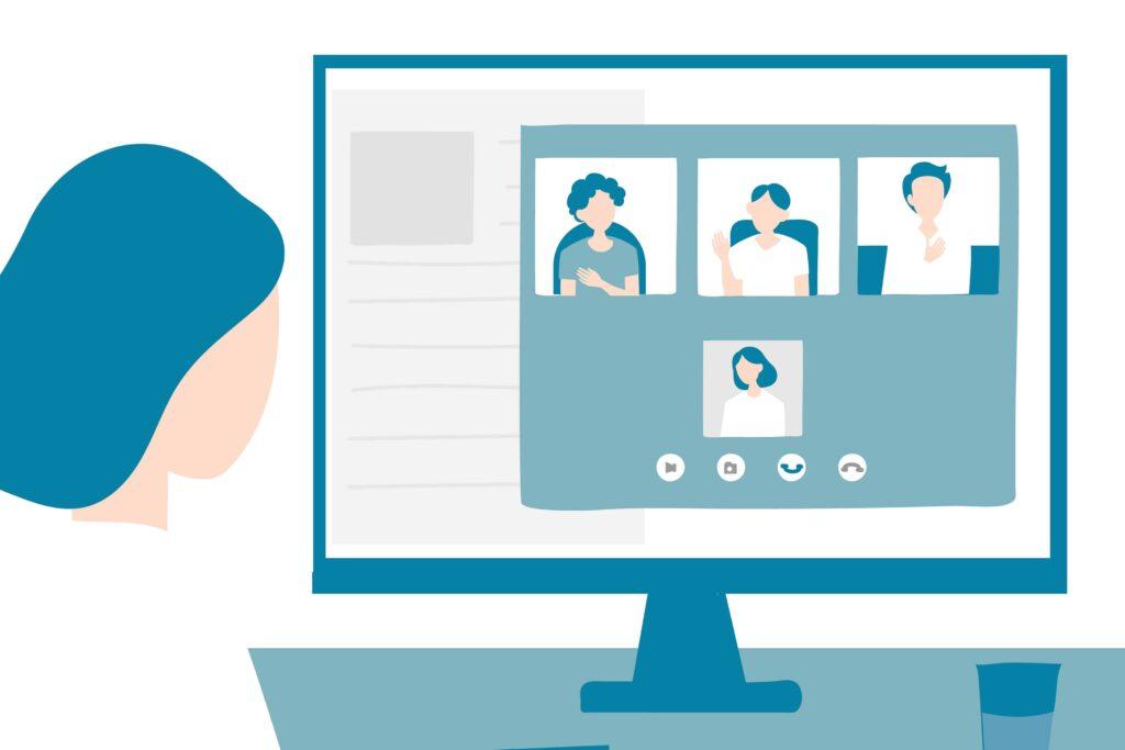 Tipps und Tricks für erfolgreiches Präsentieren in Videokonferenzen