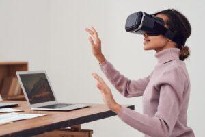 Die Arbeit der Zukunft – Ideen und Szenarien präsentiert von Accenture