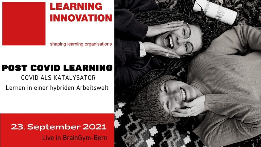 Learning Innovation Conference – Endlich wieder live!